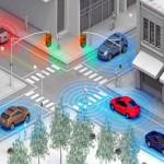 Carros inteligentes e interligados evitam batidas e engarrafamentos
