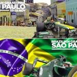 Equipe de F1 derrapa em São Paulo e vai parar em Salvador