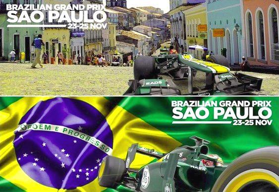 Formula 1 - Gaffe