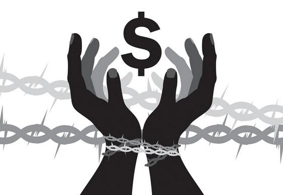 Capitalismo acorrentado