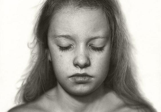 Retrato de garota