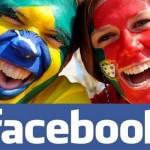 Português já é o terceiro idioma mais usado no Facebook