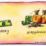 Pessoa feliz e positiva atrai mais dinheiro que a infeliz e negativa