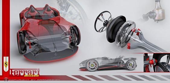 Ferrari Conceito Millenio