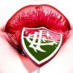Pirulito para torcida adoçar o bico com Fluminense Campeão 2012