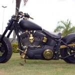 Salão da Motocicleta SP 2012 terá moto Harley-Davidson Gold