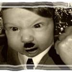 Pais fracos e submissos transformam filhos em pequenos ditadores