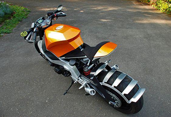 Moto Honda Customizada