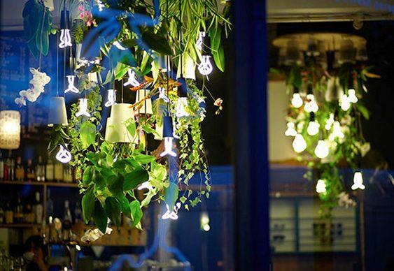 Decoração para bares e restaurantes