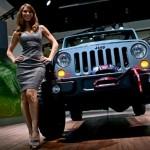 Jeep Wrangler Rubicon Anniversary Edition 10 no LA Auto Show 2012