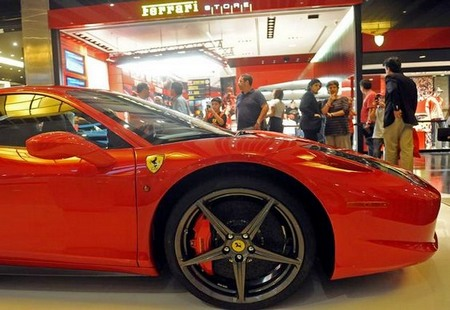 Shopping Ferrari Rio de Janeiro