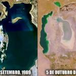 Ecologia: vídeo-poema póstumo para o lago ou Mar de Aral