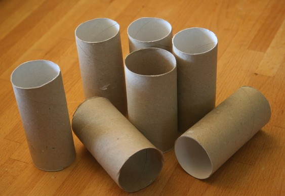 Sucata de papelão reciclada