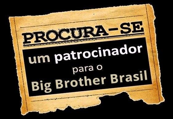 Globo procura patrocínio