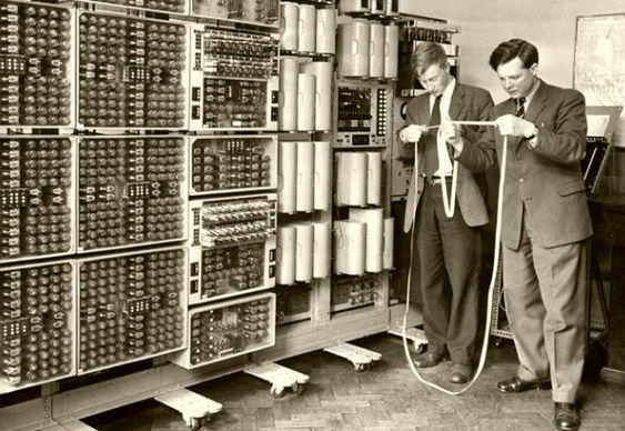 1º computador digital do mundo