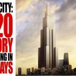 Obras do prédio mais alto do mundo vão durar só 3 meses