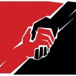 Reprimidos pelos neocons, trabalhadores da Europa pedem socorro ao Brasil