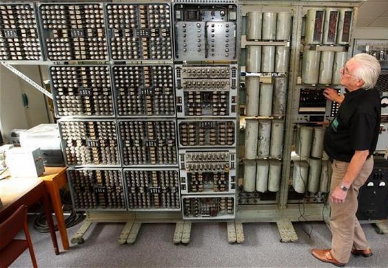 A Bruxa - 1º computador do mundo