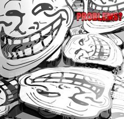 Trolls - torcedores de futebol
