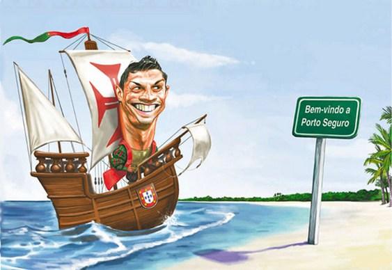 Charge Cristiano Ronaldo