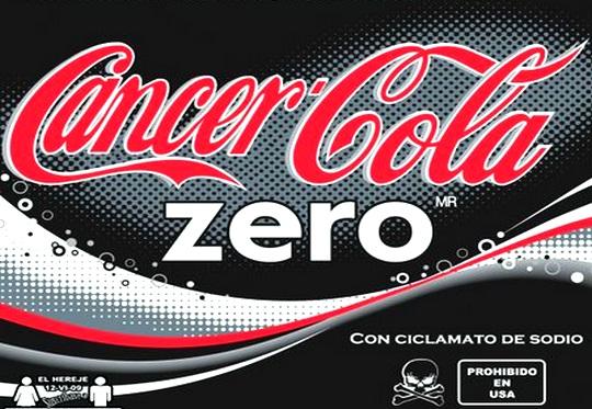Coca-Cola Ciclamato de Sódio