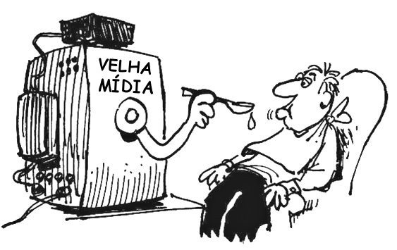 Rede Globo Charge