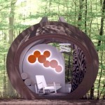 DROP In-Tenta: projeto de hotel móvel integrado à Natureza
