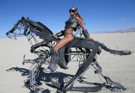 Cavalo Robótico
