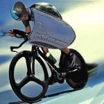 Escudo metálico protege bicicletas contra a ação de ladrões