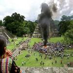 Comunidades maias celebram a vida e não o fim do mundo