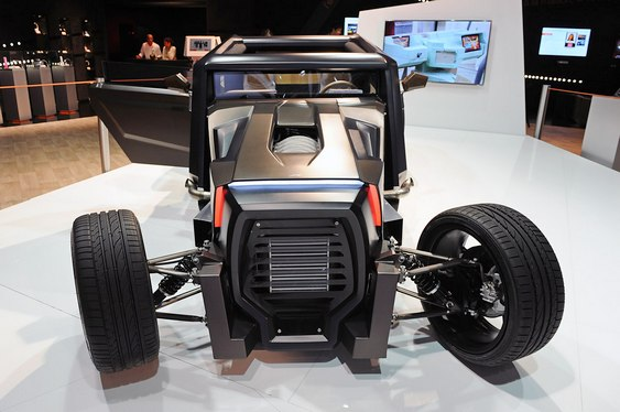 Automóvel Conceito Design