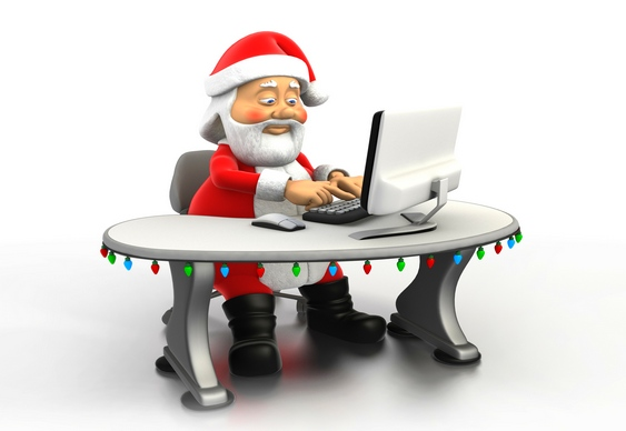 Vendas de Natal Online