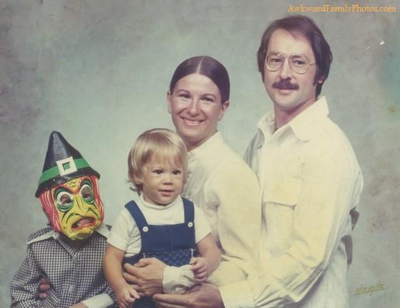 Menino mascarado