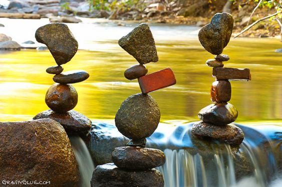 Esculturas ecológicas