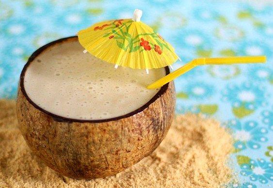 Abacaxoco - abacaxi com coco Piña Colada