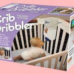 Presente para chá de bebê: nova mamadeira de parede