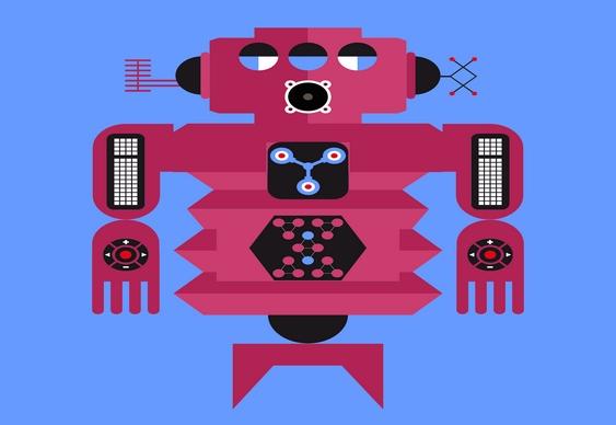 Rede Social Robô