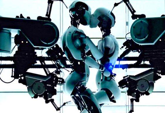Amor entre robôs