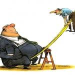 Reajuste igual de salário causa harmonia entre os funcionários