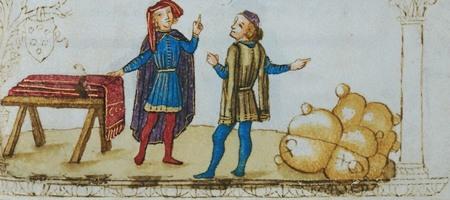 Escambo na Idade Média