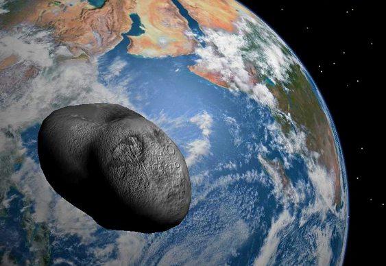 Rota Colisão Terra