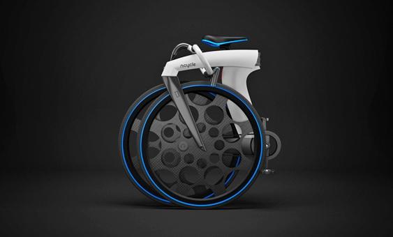 Bike eletrônica