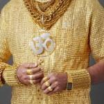 Camisa mais cara do mundo é feita com 3,2 quilos de ouro 22 quilates