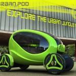 Carro Urban Pod – explore a selva de pedra com estilo