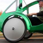 Triciclo elétrico Elf será lançado neste final de semana