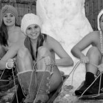 "Pelados no Facebook: Wiltshire ""Let's Get Naked in The Snow"""