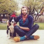 Procurando Momo: o cachorro que some como ilusão de ótica