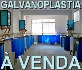 Galvanoplastia usada