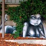 Graffiti – forma de arte inteligente que nasce e cresce nas ruas