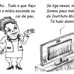 Globo recebe reforço da concorrência para falar mal do governo